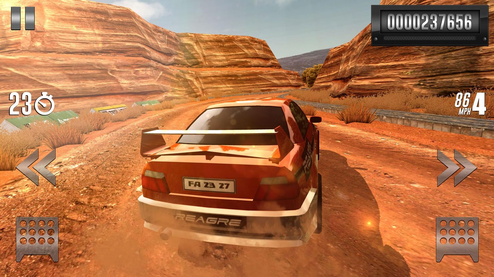 Pure rally racing drift! Apk download free racing game for.