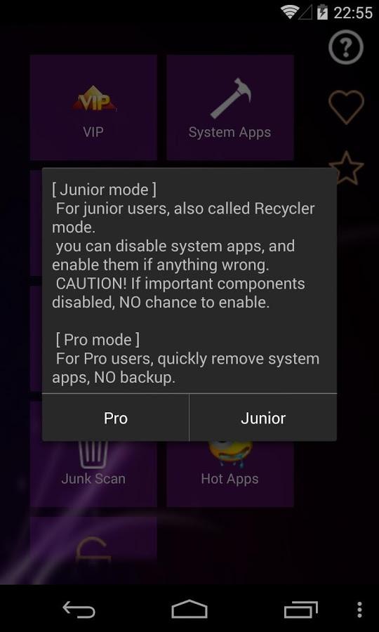 скачать root app remover rus