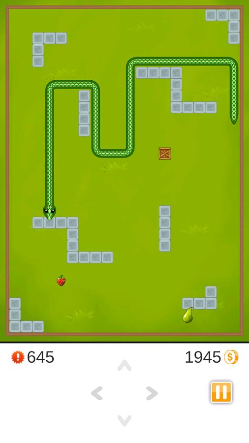 игры ретро змейка