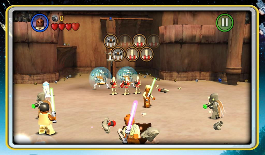 Lego star wars: the complete saga v1. 7. 50 for android free.