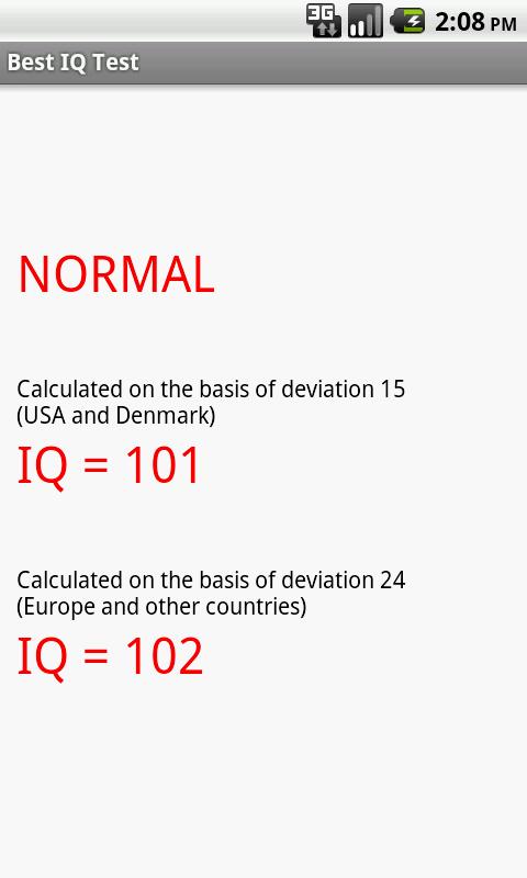 Приложения в Google Play – IQ Тест