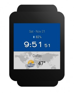 Weather & Clock Widget 5.9.3.4. Скриншот 18