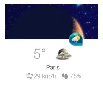 Weather & Clock Widget 5.9.3.4. Скриншот 22