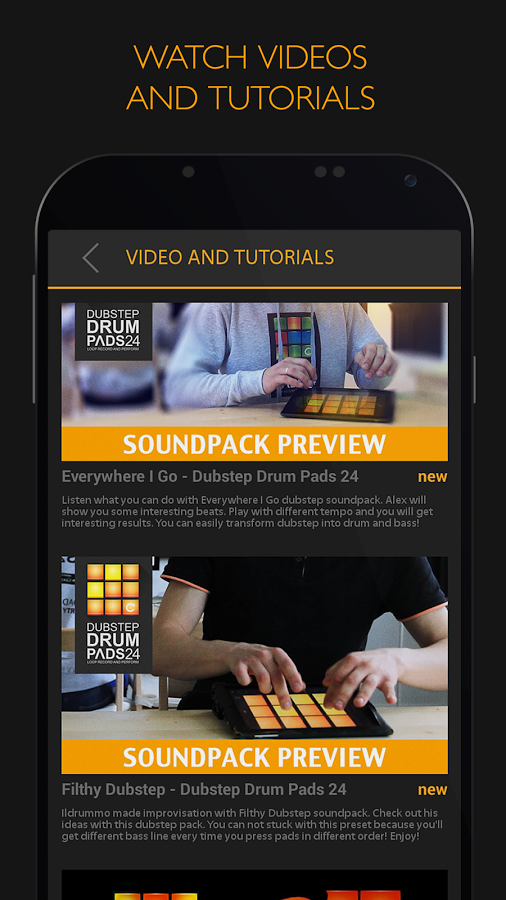 Android Giveaway of the Day - Drum Looper PRO