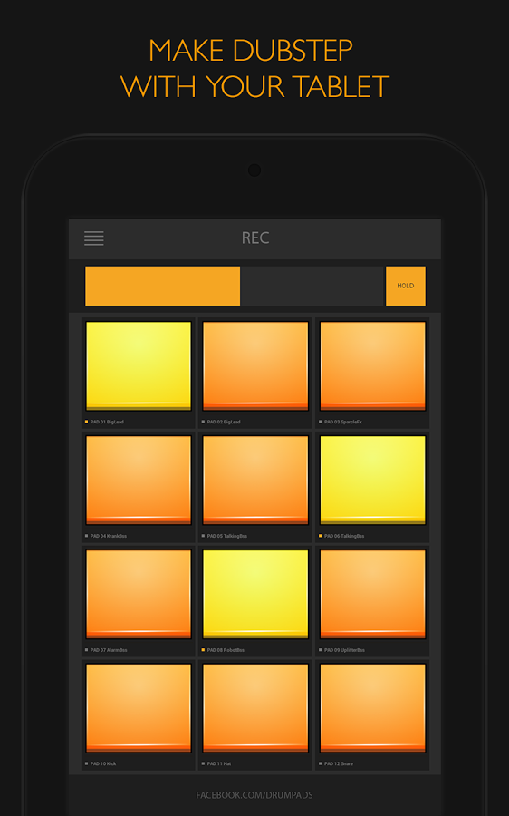 Dubstep drum pads 24 apk download free music & audio app for.