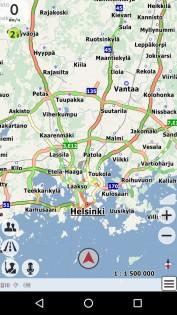 bGEO GPS Navigation 10.2.131. Скриншот 4