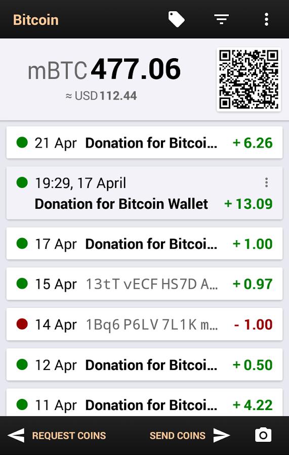 биткоин скачать программу на андроид - фото 8