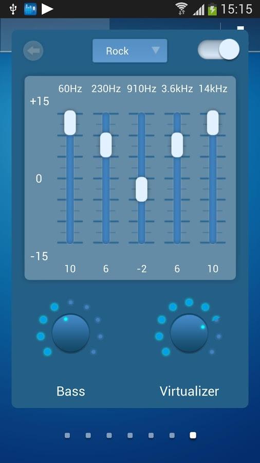 Скачать эквалайзер для изменения звука