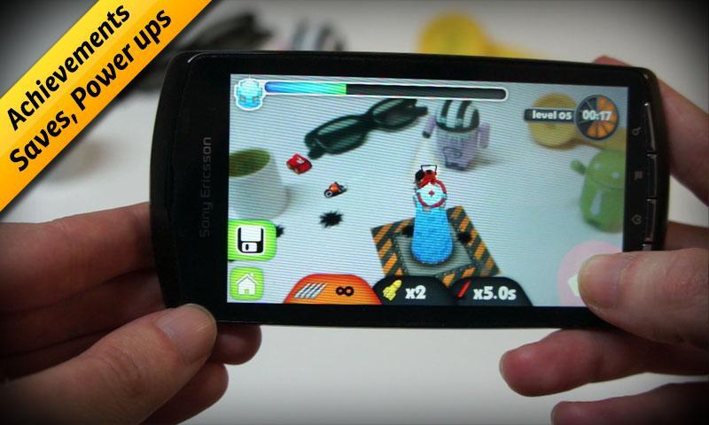 игры с камерой на андроид скачать
