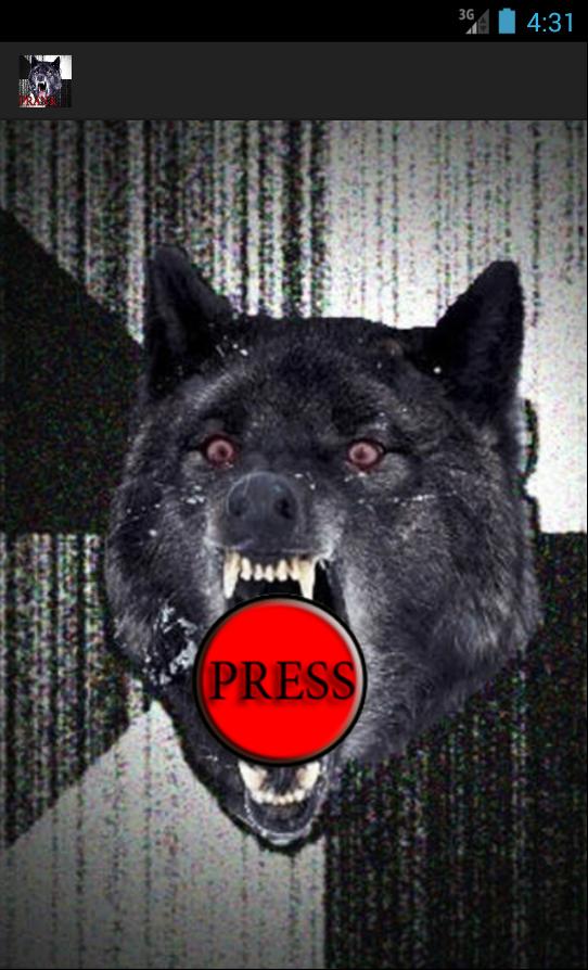 Волк звуки скачать