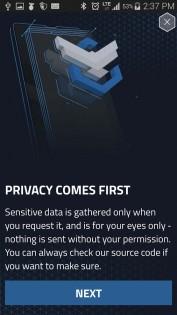 Prey Anti Theft 1.9.4. Скриншот 5