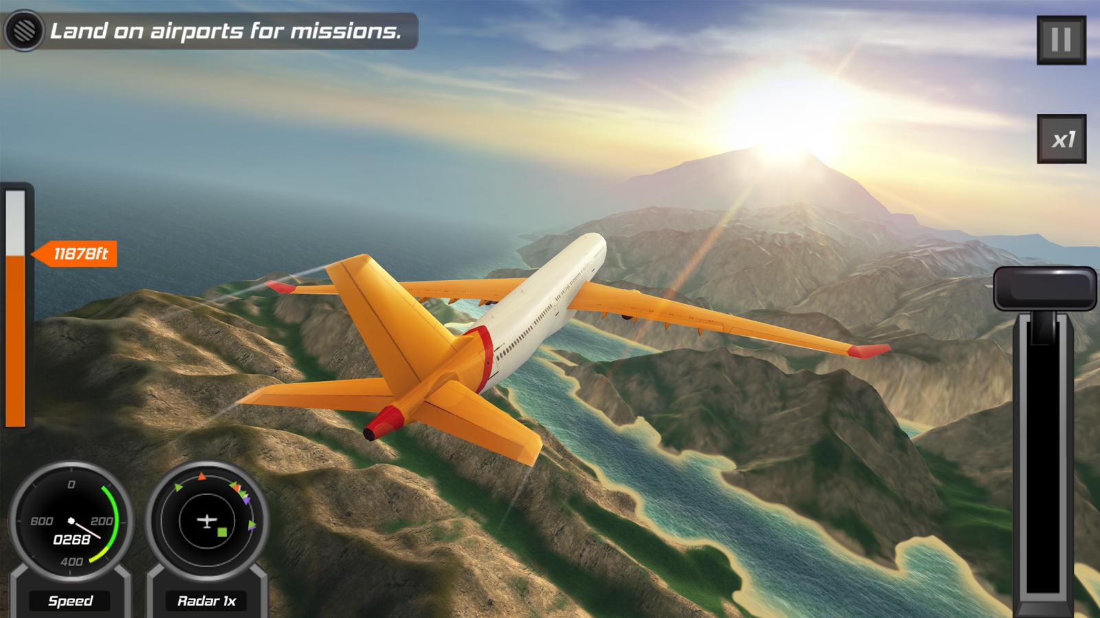 Обзор aerofly fs лучший авиасимулятор для ios youtube.