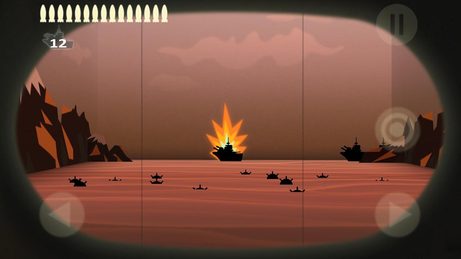 скачать игры на андроид подводная лодка