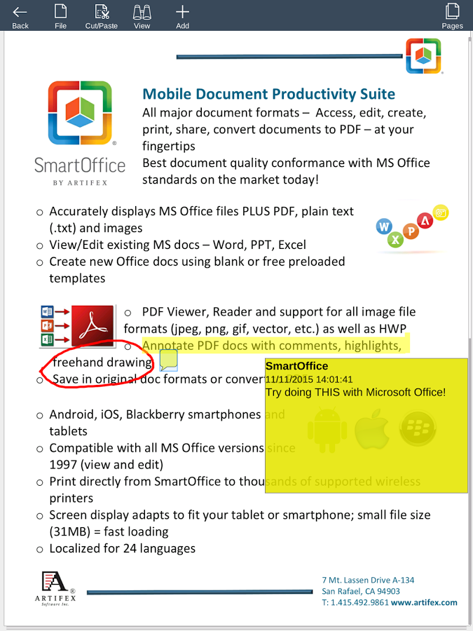 Скачать все офисные программы одним файлом