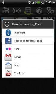 Screencast v3.2a. Скриншот 0