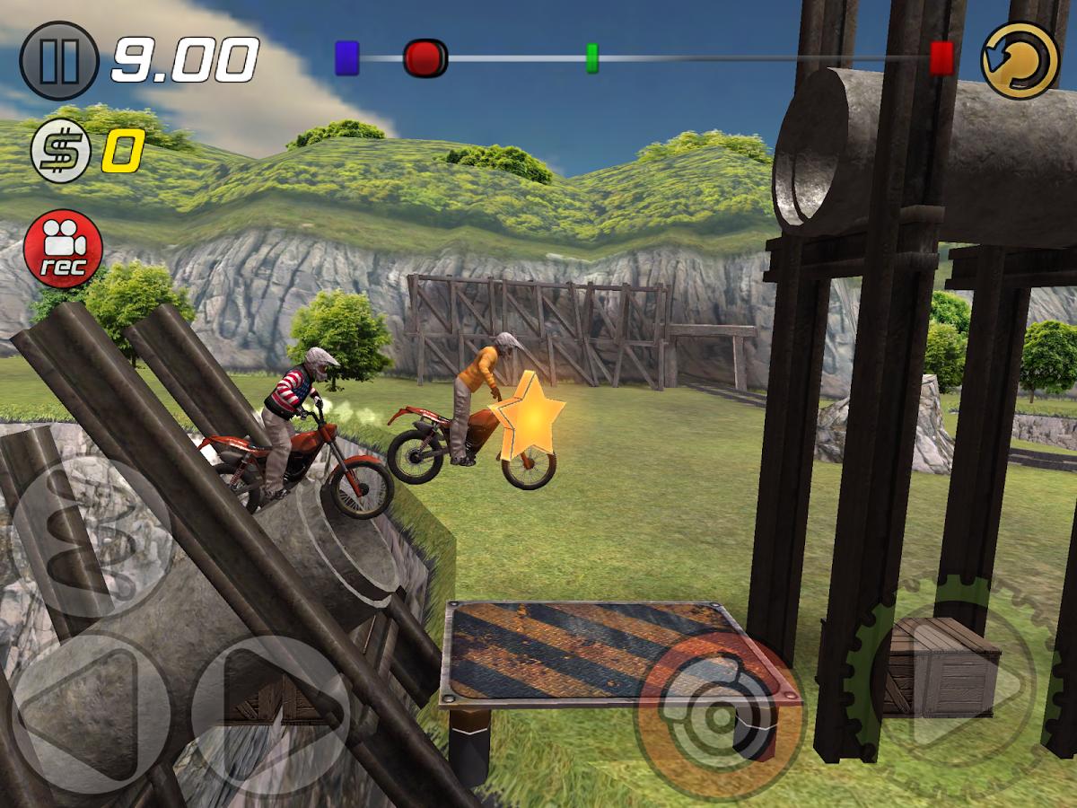 скачать игру trial xtreme 3 с бесконечными деньгами
