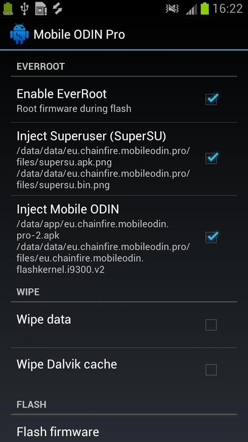 скачать программу mobile odin pro