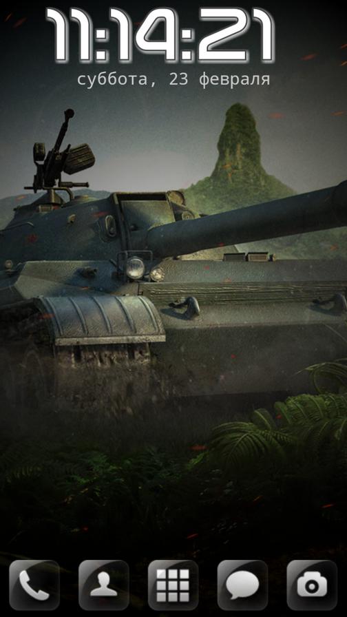world of tanks на телефон скачать