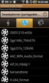 Скачать Eminent DLNA/UPnP Player 2 2 для Android