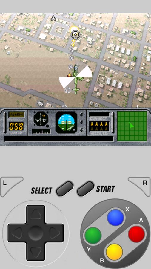 Супер нинтендо симулятор скачать