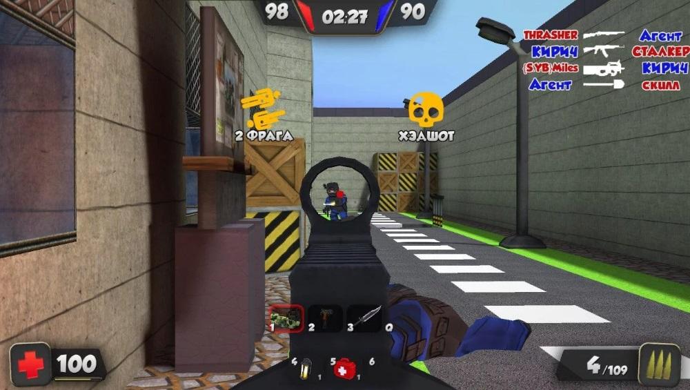Онлайн стрелялки с серверами игра взорви это гонки онлайн
