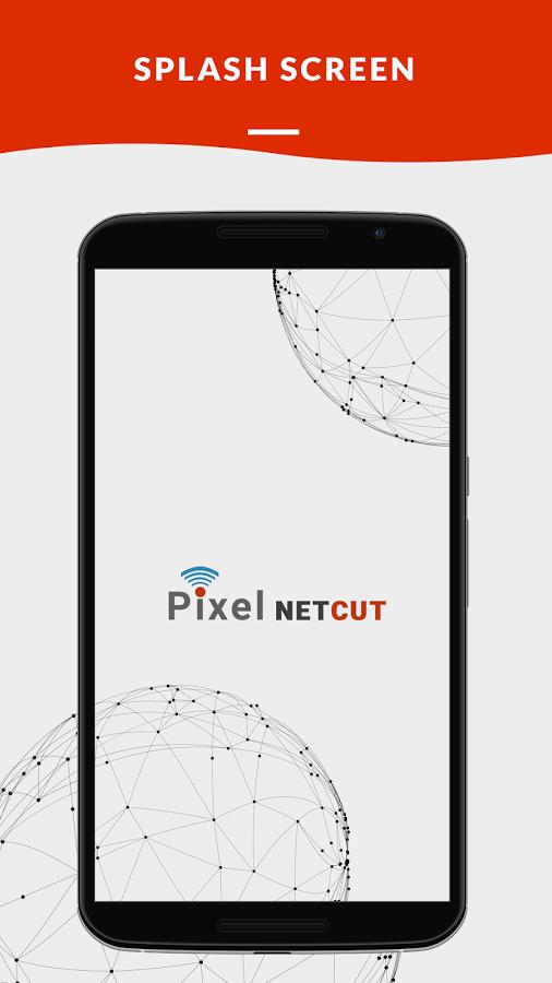 pixel netcut