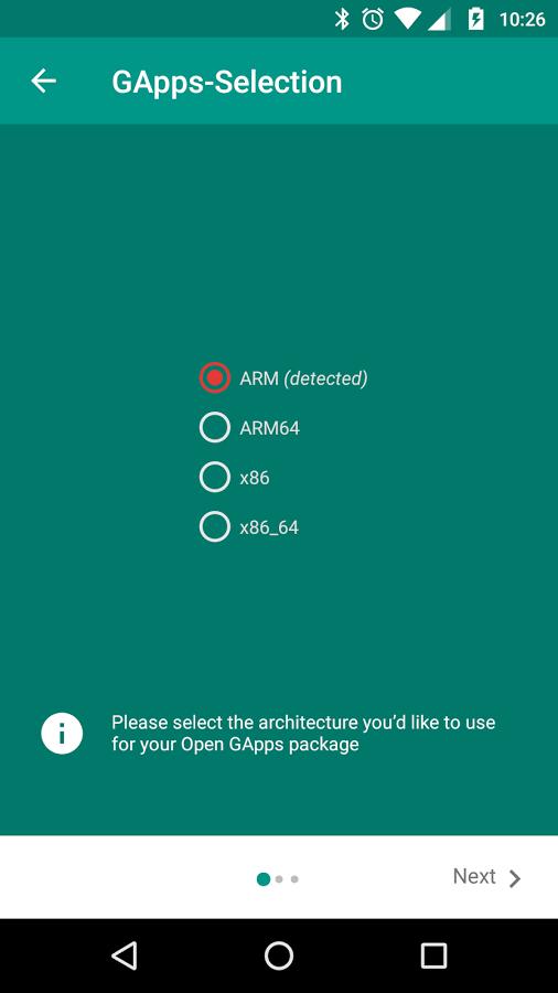 Скачать программу gapps для андроид