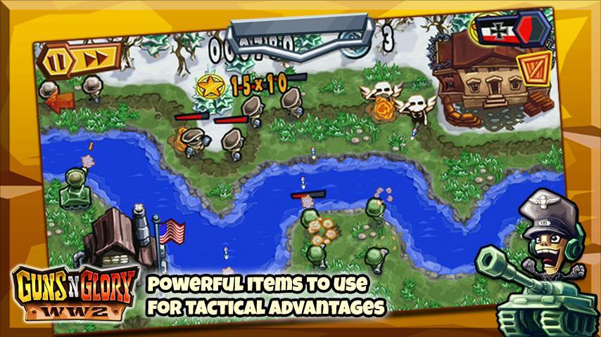 Скачать игру gunsnglory ww2 на компьютер