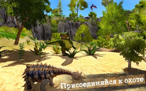 The Ark of Craft: Dinosaurs Survival Island Series 3.3. Скриншот 3