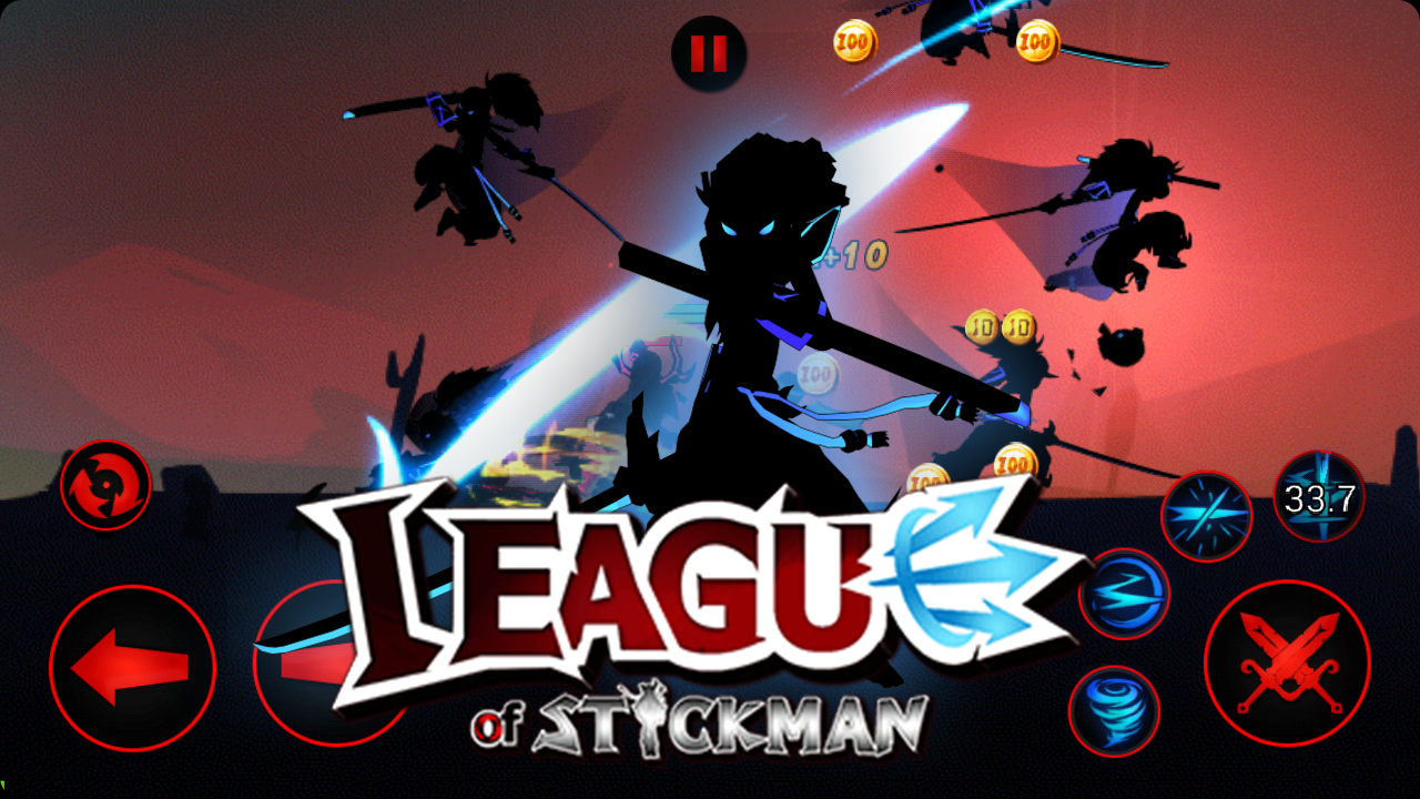 картинки league of stickman