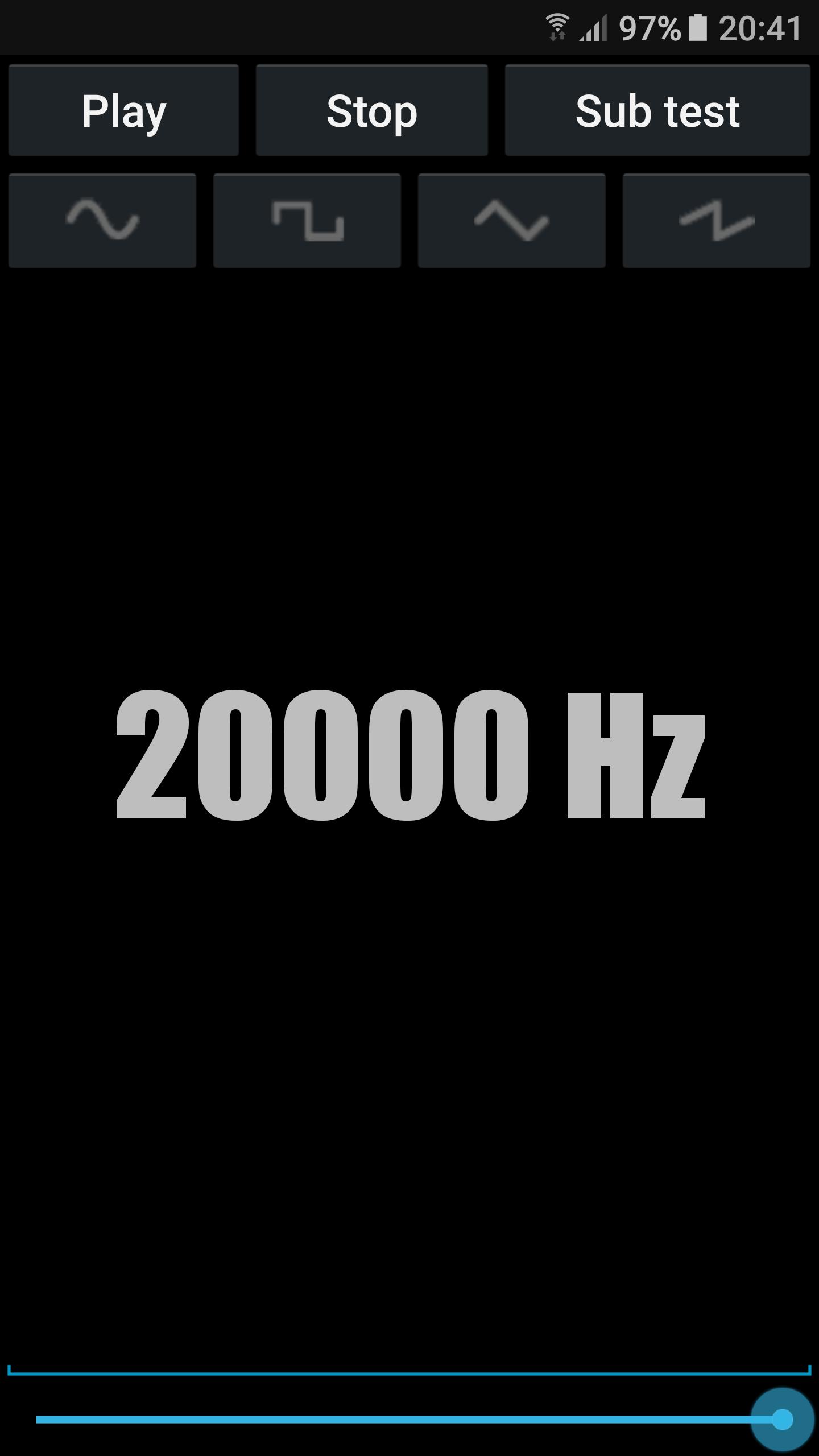 Звук 20000 герц скачать