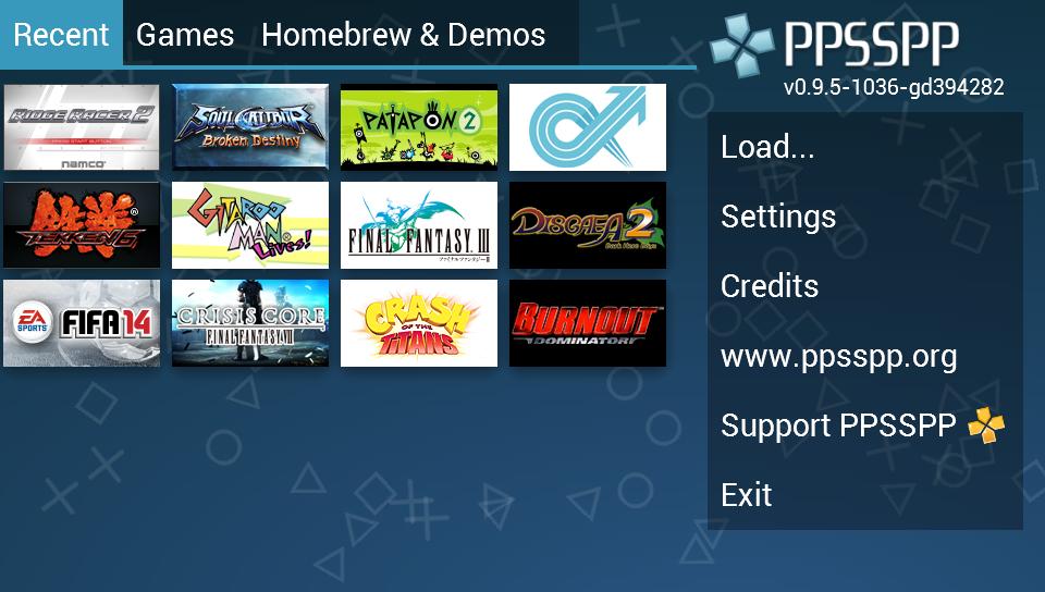 Ppsspp gold apk best psp emulator for android.