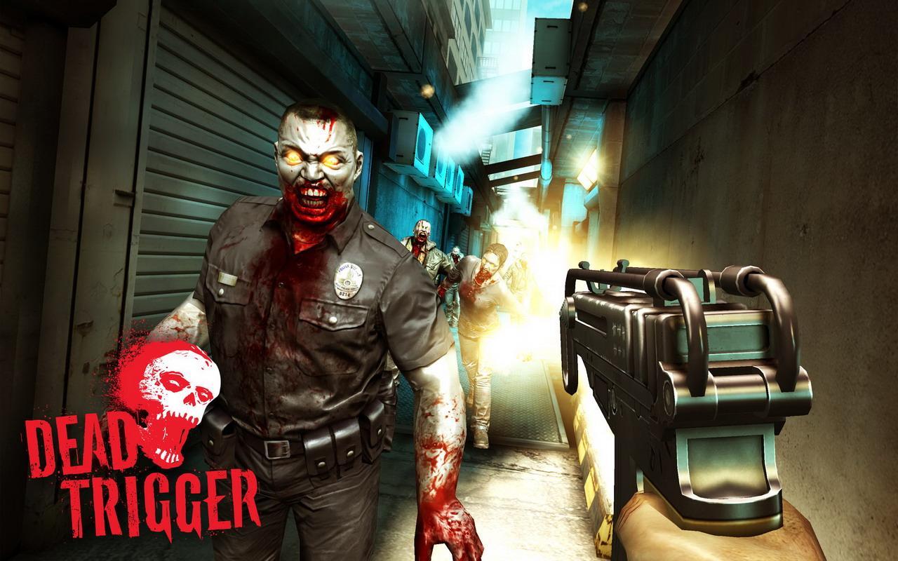 Dead trigger 3 на компьютер скачать