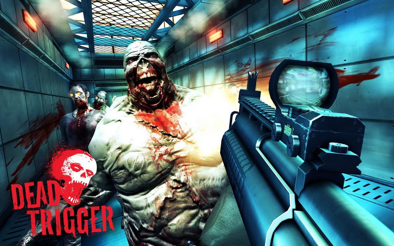 Скачать dead trigger 2 (+взломанная версия) на андроид.