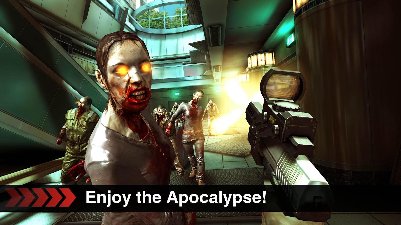 Скачать dead trigger 2 1. 3. 3 для android.