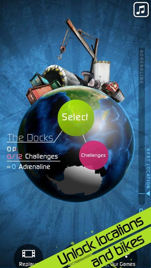 скачать игру Bmx на андроид Touchgrind Bmx на андроид полная версия - фото 11