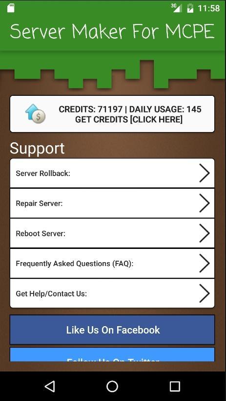 Скачать Server Maker for MCPE 1 4 20 для Android