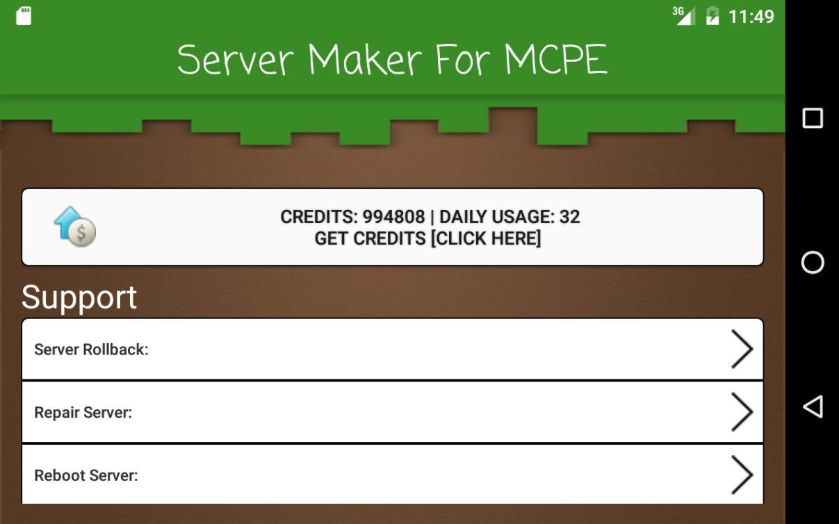 хостинг server minecraft