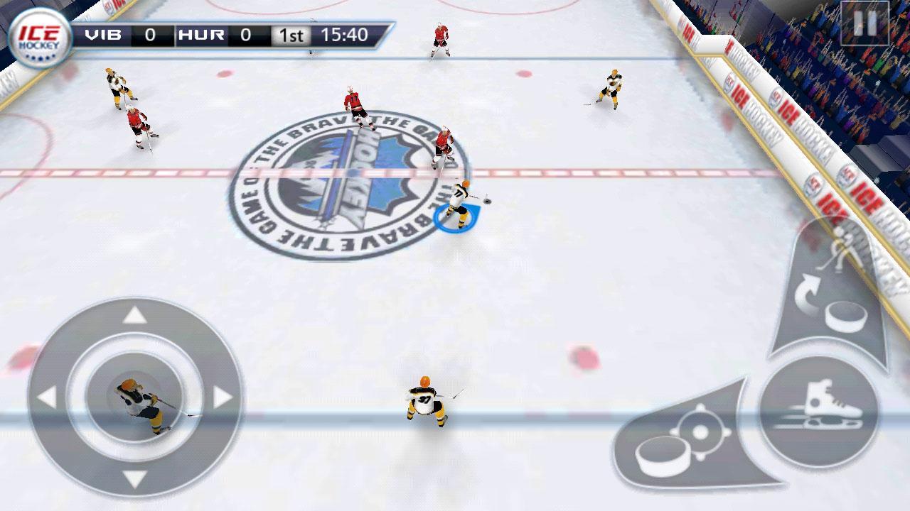Скачать игру ice hockey на компьютер