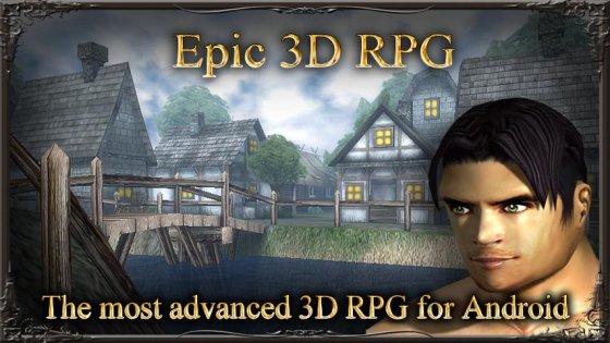 Earth and Legend 3D 2.1.4. Скриншот 2