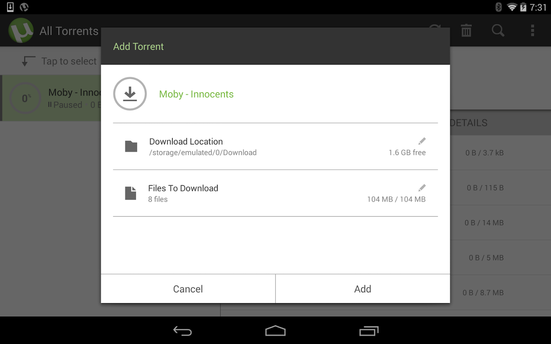 Торрент-клиенты для андроид: 10 приложений для скачивания фильмов.