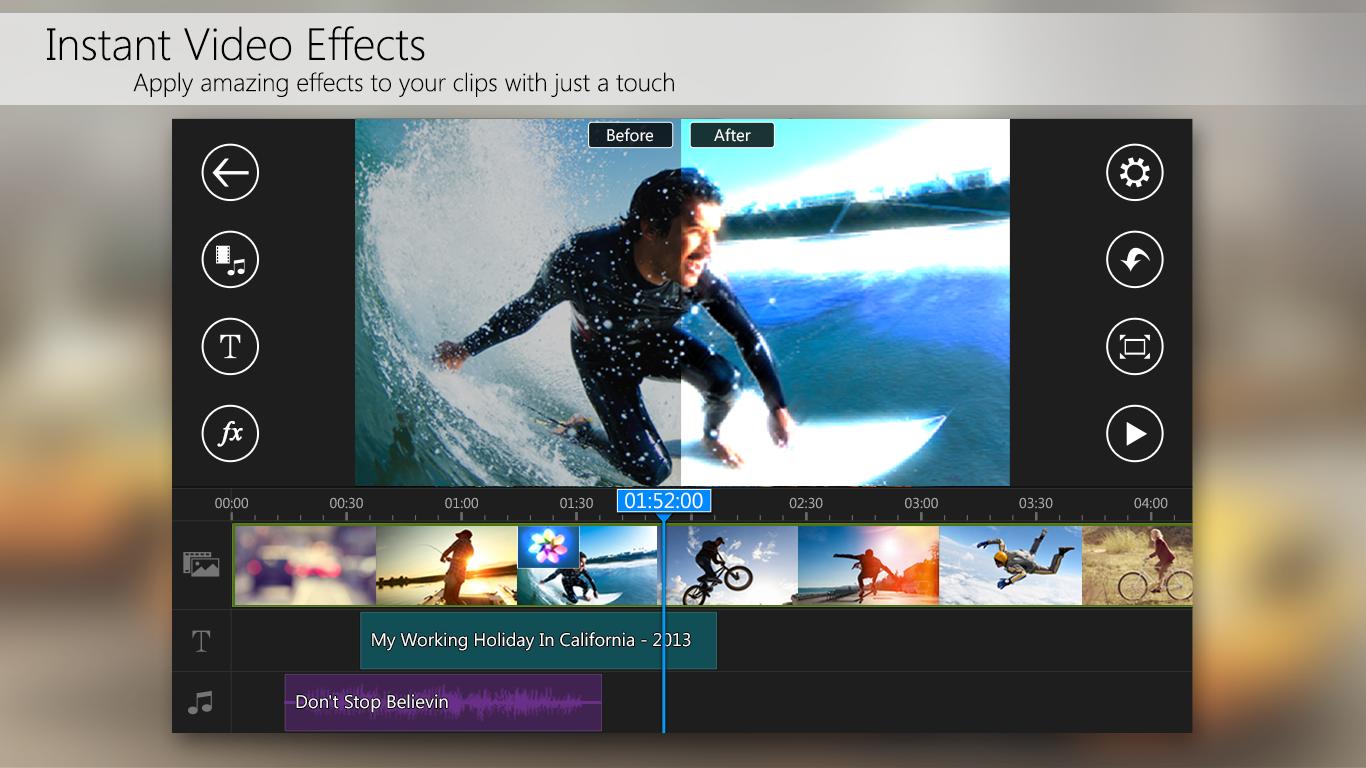 Скачать лицензионную программу для создания видео