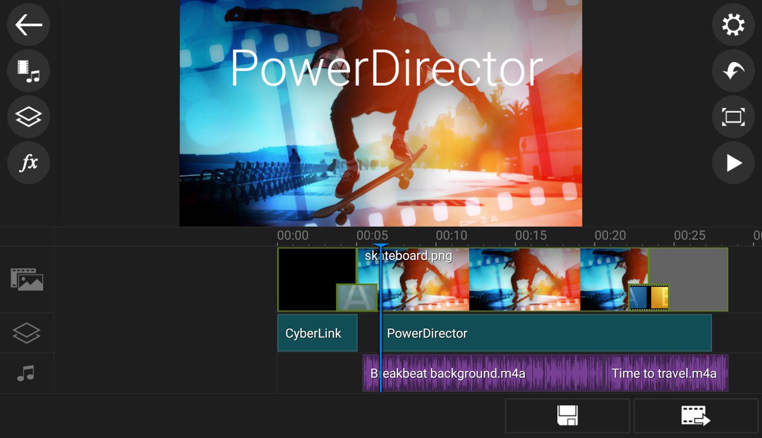 Приложение редактор видео и фото