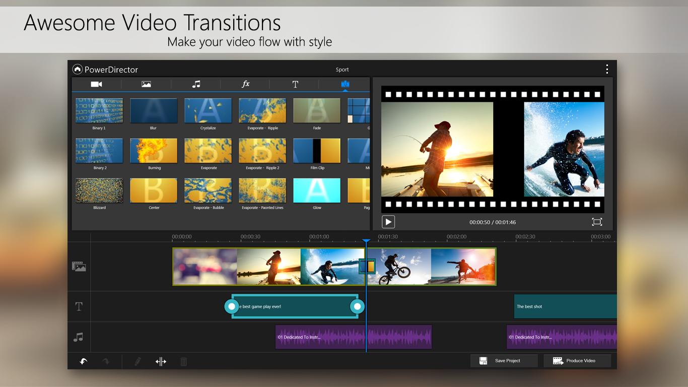 скачать на андроид редактор видео