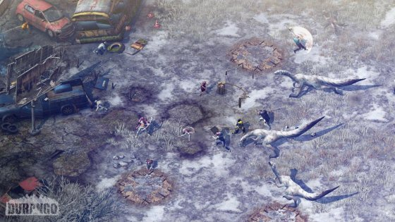Durango: Wild Lands 2.21.0+1801031814. Скриншот 4