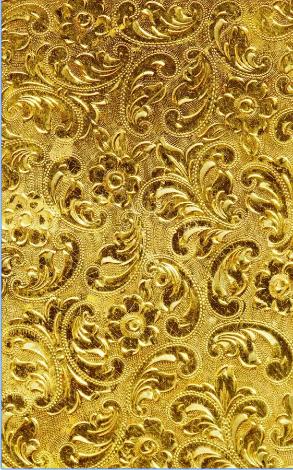 обои на телефон с золотом