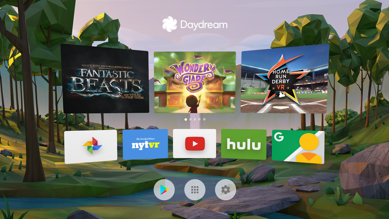 Daydream Android 6