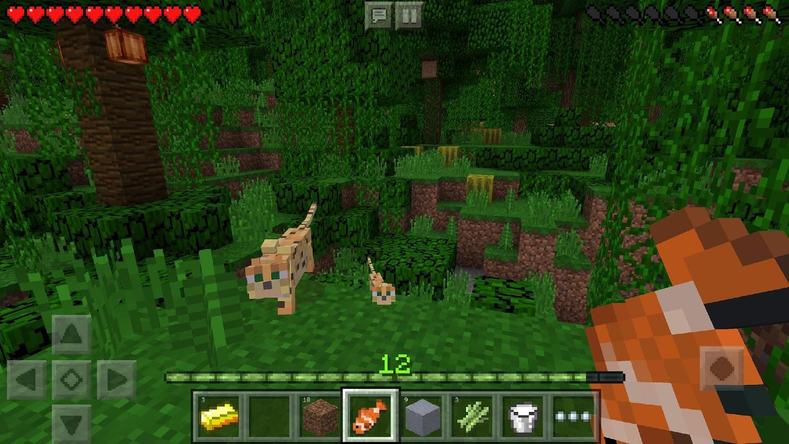 Minecraft на ios скачать
