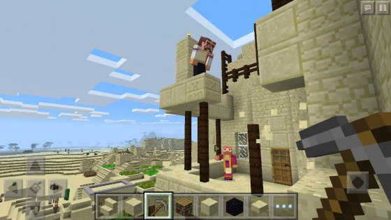 Download minecraft pe 1. 0. 6 for android » minecraft pe.