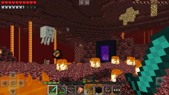 Minecraft - Pocket Edition 0.2.0.7. Скриншот 00